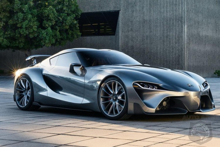 #GIMS: Toyota Supra And BMW Z4 Twins Might Both Debut At Geneva Motor Show