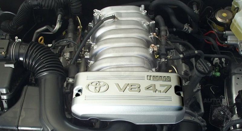 Toyota To Kick V-8 To The Curb In Three Years - Embracing Turbo V6s Instead