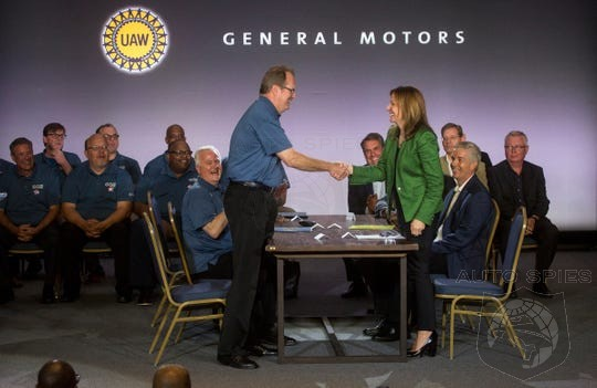 UAW Horrified To Learn GM Wanted Workers To Pay 15% Of Healthcare Costs