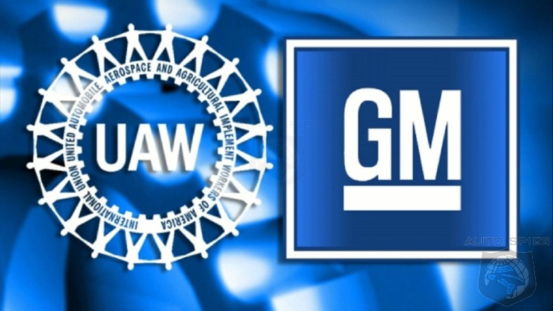 UAW Sues GM For Hiring Temps While Laying Off 700 Nearby Workers