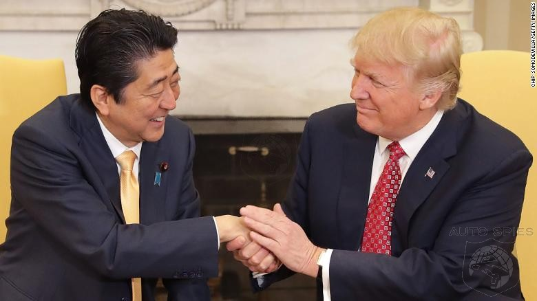 The Wrath Of Trump Averted? US and Japan Closing In On Trade Deal