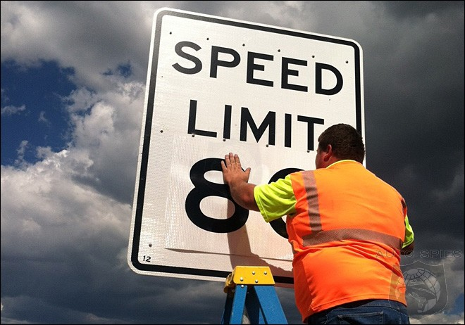 Utah Follows Texas With 80 MPH Speed Limit Citing Safety