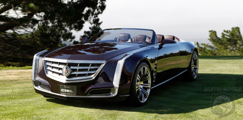 Parting Of Ways: de Nysschen Wanted To Build An Iconic Brand But GM Wanted Cadillac Sales First