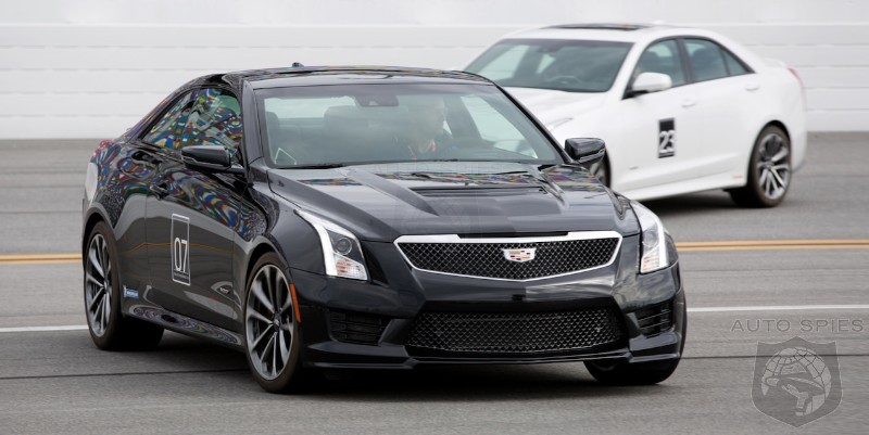 V-Series Performance Line-Up To Expand - Is Cadillac Becoming A Viable Alternative To The Germans?