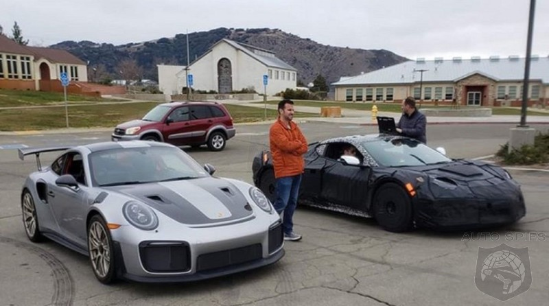 Is Chevrolet Benchmarking The New Corvette Against The Porsche 911 GT2 RS?