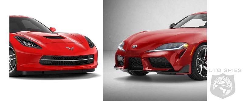#NAIAS: 2020 Supra Or 2019 Corvette, Which One Gets Your Bank Roll?