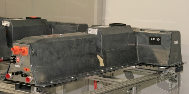 Chevrolet Volt Battery Pack Could Cost Up To $34,000 To ...