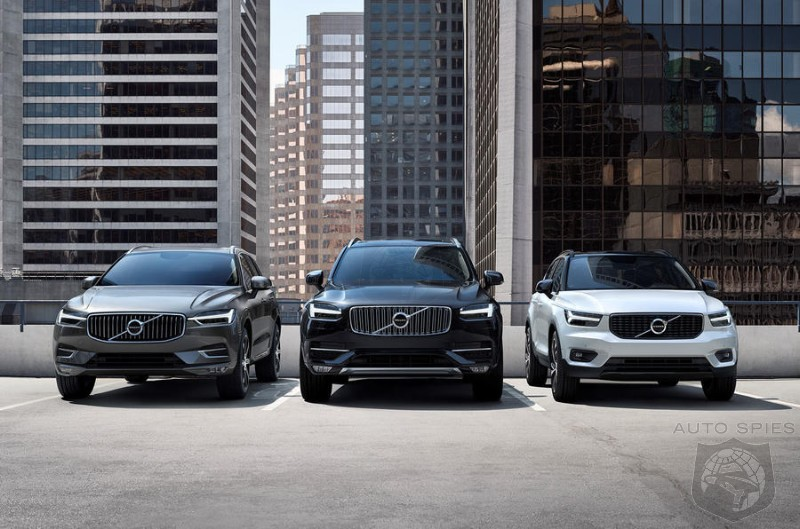 Volvo Expands Subscription Service To XC60 And XC90 SUV Models