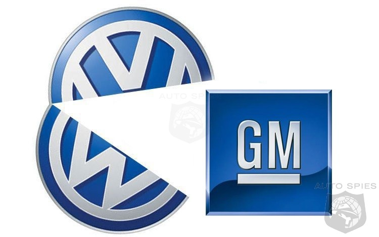 GM Lead Over VW Dwindles To 90,000 Vehicles Globally In Q1
