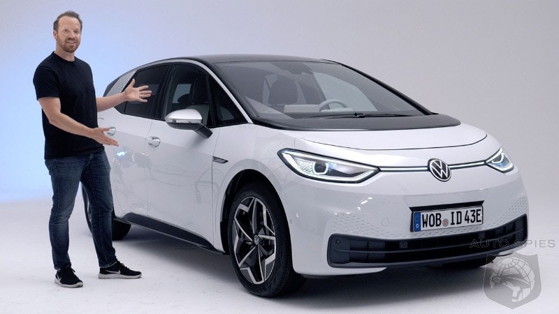 Germany Doubles Incentives For EVs - Ignores Internal Combustion Engine Vehicles