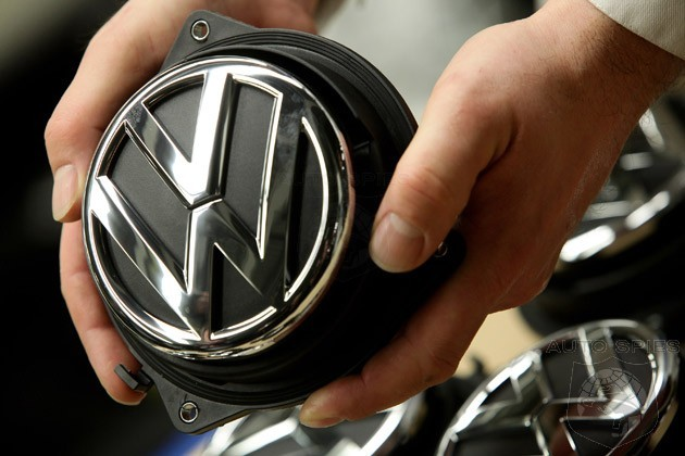 Volkswagen Group Global Sales Increase 7% In April