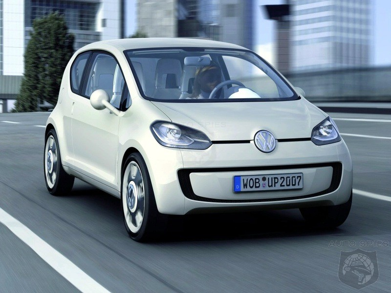 Consumer Reports Praises Volkswagen's Up! - Too Bad You Can't Get One Here