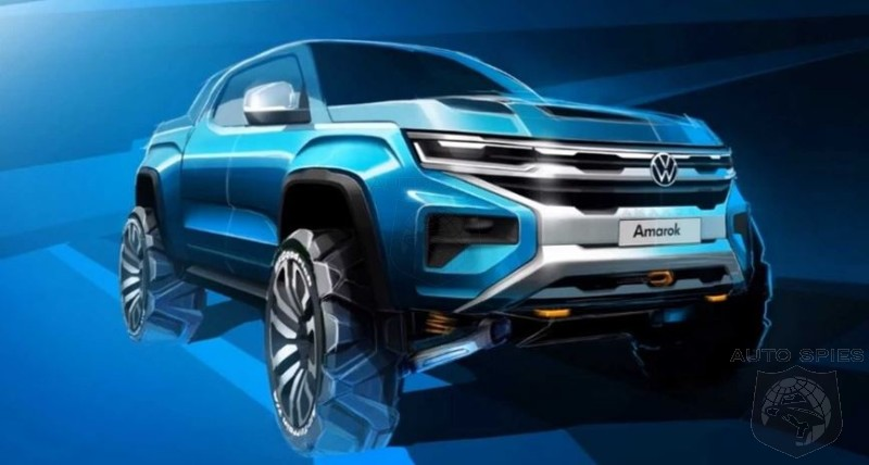 STUD OR DUD? Ford-VW Global Alliance Spawns A New Amarok Pickup