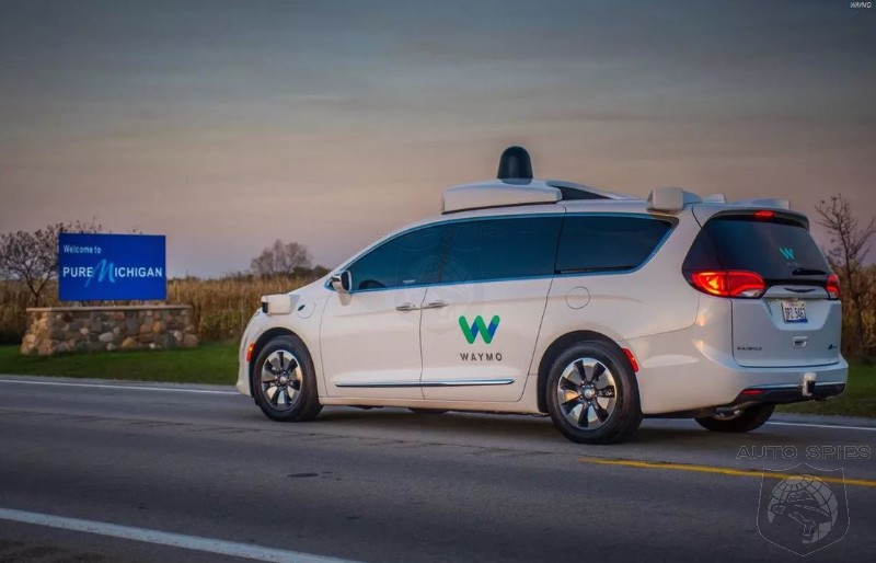 Waymo To Use Idled US Assembly Plant To Build Self Driving Cars