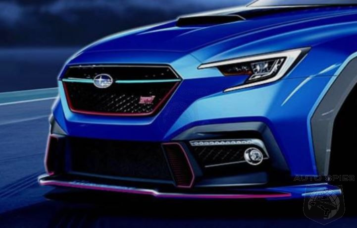 Would You Place Subaru BACK On Your List If The WRX STI Looked Like THIS?