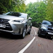 Lexus NX Vs BMW X3 Can The Upstart Take Down The Establishment