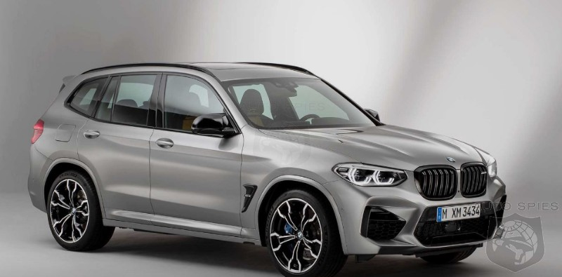 BMW's X3M - Everything We Know So Far