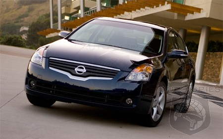 The Nissan Altima Overtakes The Accord To Be Consumer ...