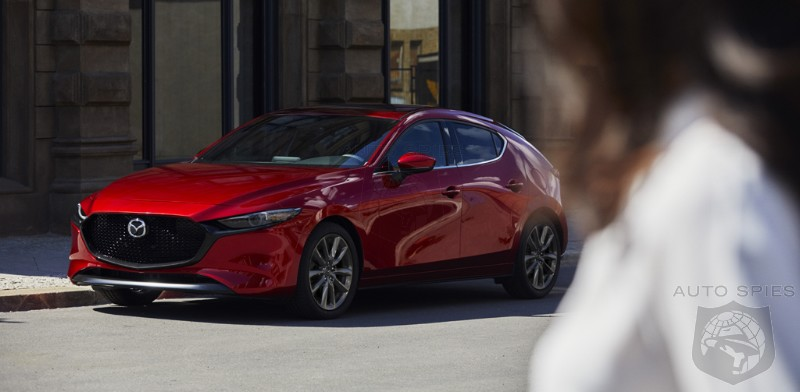 #LAAutoShow: The All-new Mazda 3 DEMANDS Your Attention With SUPER Premium Looks