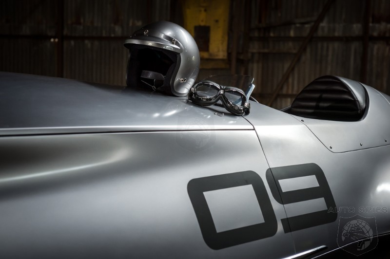 PEBBLE BEACH: Infiniti Unveils An Unfathomable Vehicle, The Prototype 9