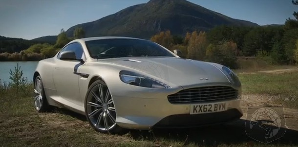 DRIVEN + VIDEO: The FIRST Video Review Of The NEW Aston Martin DB9 - Now It Makes Sense Why Aston Killed The Virage