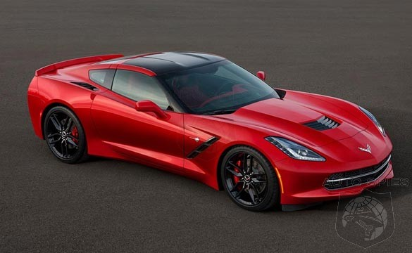 OFFICIAL: HERE It Is — 2014 Chevrolet Corvette Stingray Order Guide Available For Download NOW