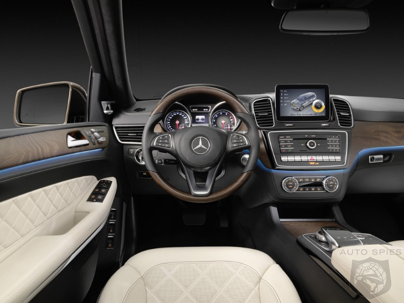 OFFICIAL: Mercedes-Benz Revamps The GL, Which Is Now Known As