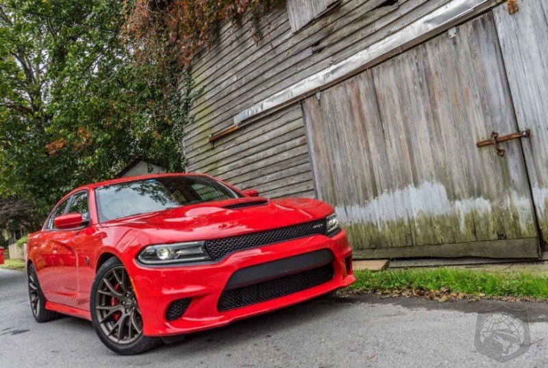 MORE Shots Of The 2015 Dodge Charger From 001's Trip — WHICH One Are YOU Digging And WHY?