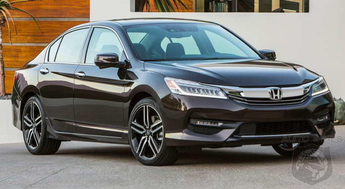 RECALL ALERT: Honda Says 2.1 MILLION Accords Across The Globe May Have A FIRE Risk