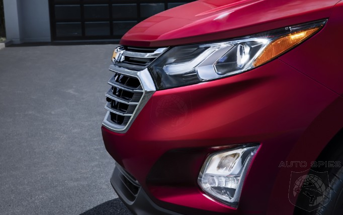 #LAAutoShow: The 2018 Chevrolet Equinox Is Prepared To Make Its BIG Debut — RAV4, CR-V, Escape, Watch Out!
