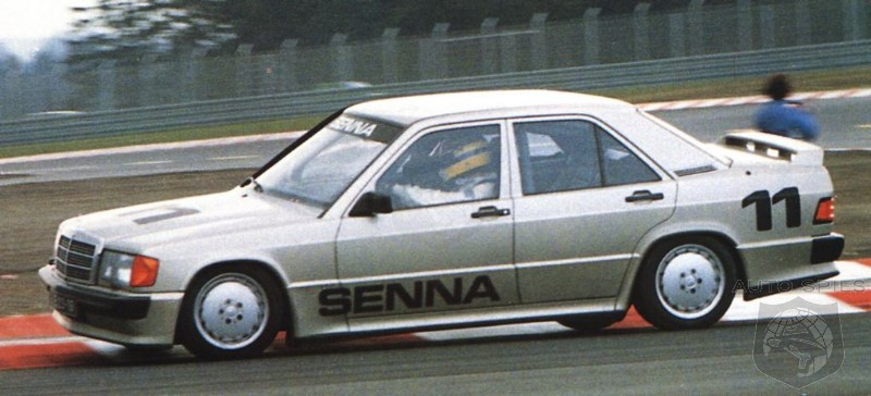 VIDEO: Ayrton Senna's Mercedes-Benz 190E 2.3-16, Remembering A Watershed Moment In Time