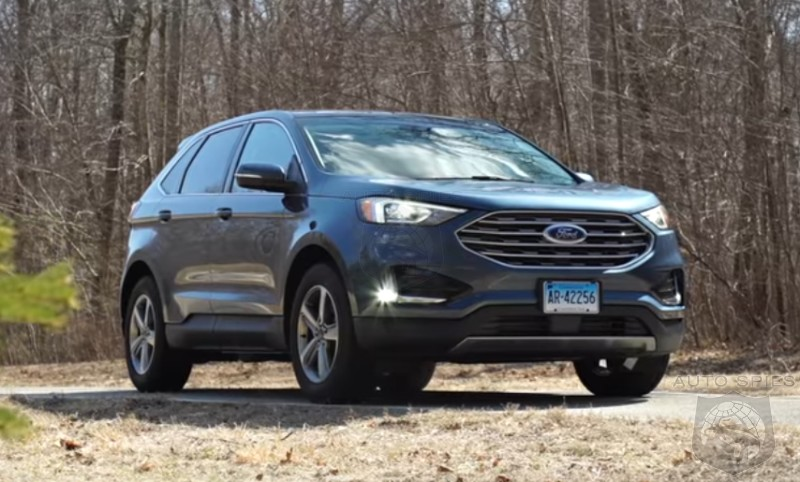 DRIVEN + VIDEO: Consumer Reports Dishes On The 2019 Ford Edge — Is Its Refresh ENOUGH To Keep Up With The Competition?