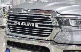 #NAIAS: LEAKED!? All-new RAM 1500 Makes An Appearance BEFORE Its Detroit Reveal