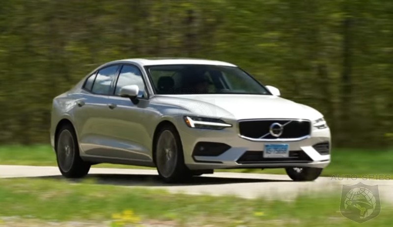 DRIVEN + VIDEO: The Volvo S60 Gets A Bit Roughed Up In This Consumer Reports' Review — Should Volvo JUST Build SUVs?