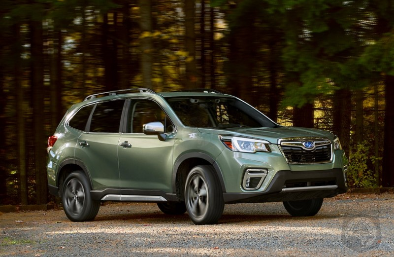 DRIVEN + VIDEO: So, What's The 2019 Subaru Forester REALLY Like?