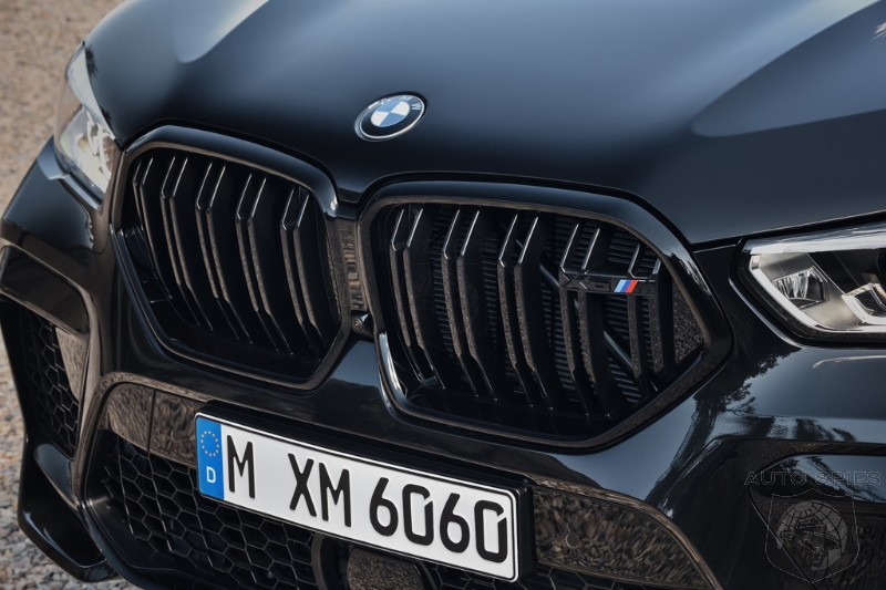 MORE Pictures Of The All-new, 2020 BMW X6M Competition — Doesn't It Just Scream EVIL?!