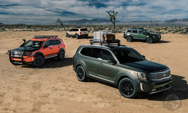 CONFIRMED! Kia Unveils PRICING For The 2020 Telluride — Is THIS Going To Be A Homerun Or WHAT?