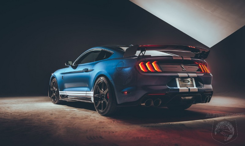 VIDEO: Turn Up The Volume! If You LOVE V8s, You'll LOVE The 2020 Mustang Shelby GT500's Soundtrack