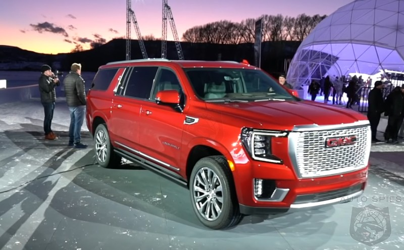 DETAILED! See The 2021 GMC Yukon And Yukon XL In This VIDEO Walkaround — Is THIS The New, Must-have Full-size SUV?