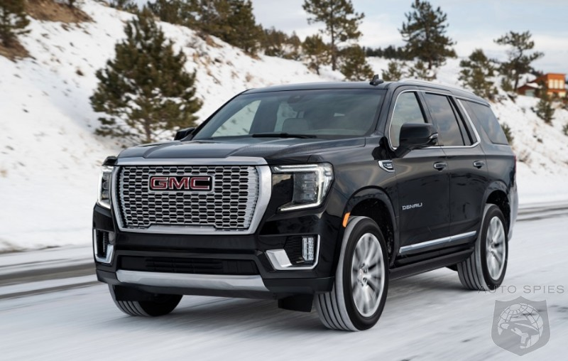 OFFICIAL! PRICING For The 2021 GMC Yukon Is Announced — What Do YOU Think?