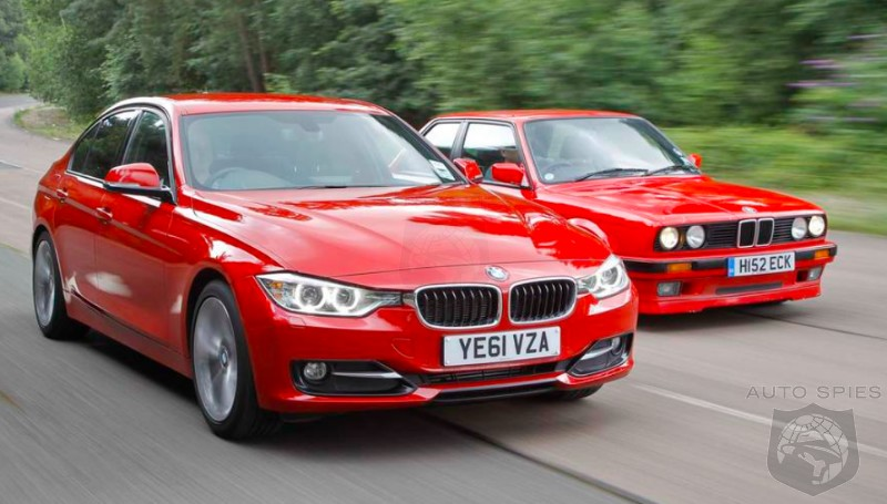 IF You Were Buying A USED BMW 3-Series, WHICH Generation Gets YOUR Vote?