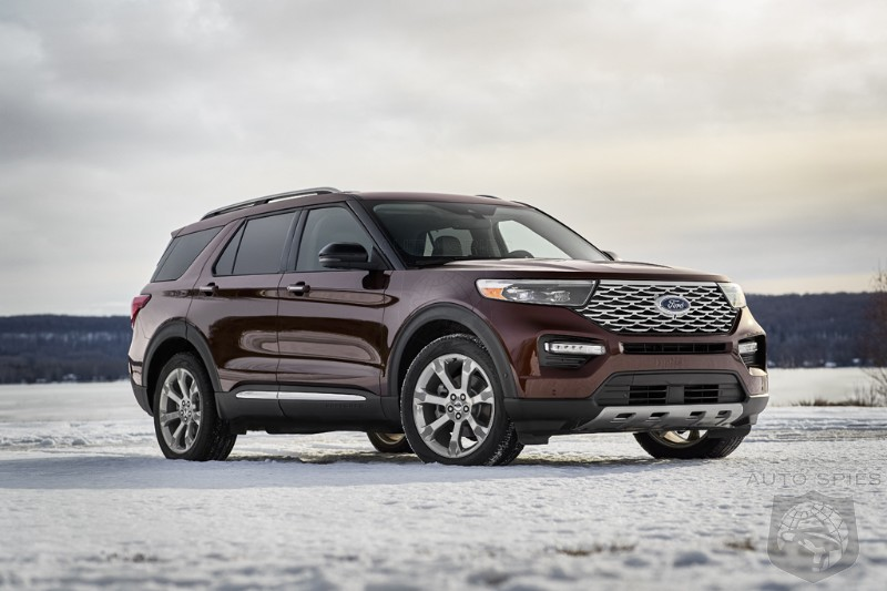 #NAIAS: The 2020 Ford Explorer Is HERE And We've Got ALL The Details For You NOW!