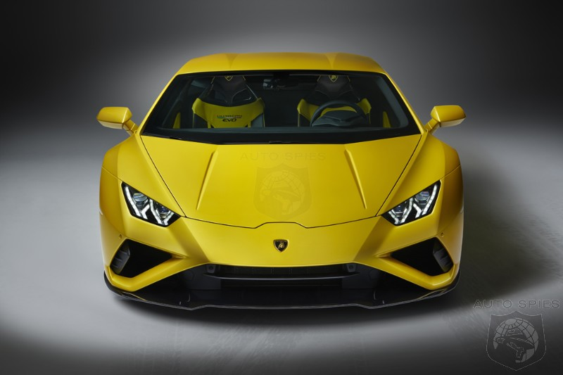OFFICIAL! The Lamborghini Huracan Evo Goes RWD — See What 600+ HP And $200+K Looks Like NOW