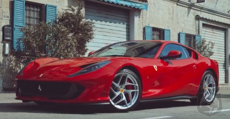 DRIVEN + VIDEO: The Ferrari 812 Superfast Gets WRUNG Out On Mountain Roads, So, What's The Deal?