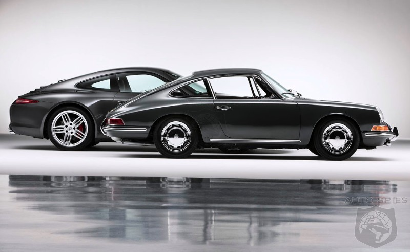 RUMOR: Porsche Planning A PURE 911 GT — Skinny Tires, No Aero Kit And A STICK