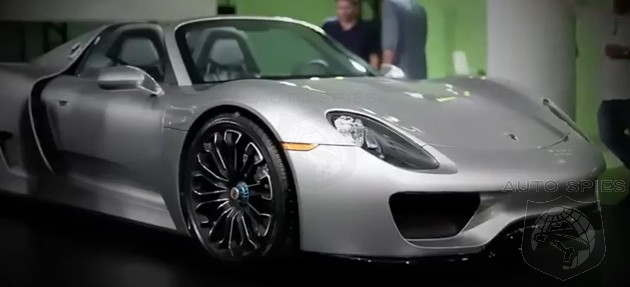 VIDEO: Did Porsche JUST Unveil The PRODUCTION 918 Spyder?