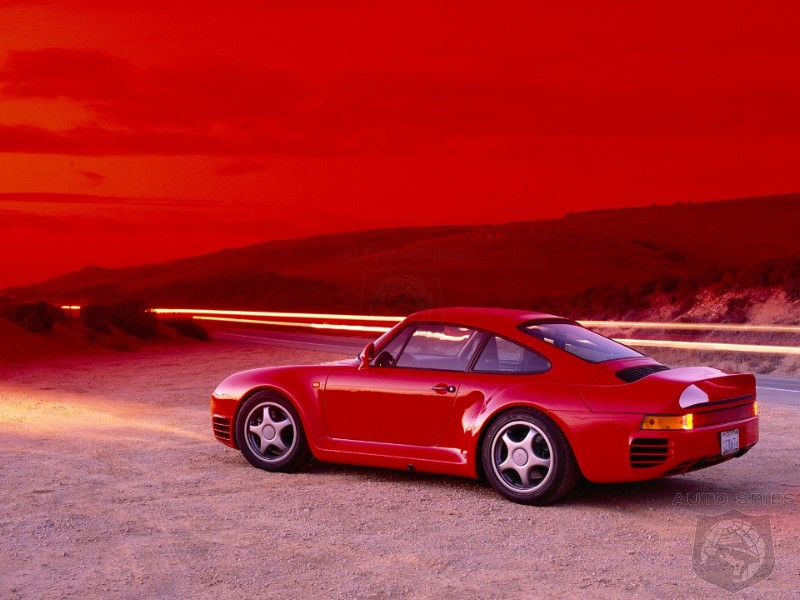 VIDEO: The Story Of A VERY SPECIAL Porsche 911 — The 959