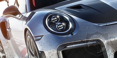 REVEALED! Porsche's All-New GT2RS Is EXPOSED Via Forza Motorsport 7 Cover