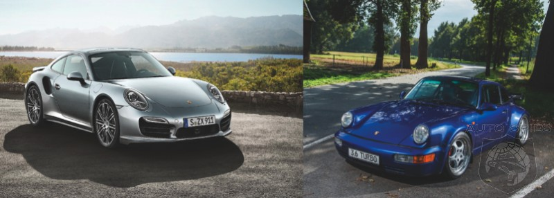 CAR WARS! Porsche Edition: MINT Condition 964 3.6 Turbo vs. All-New 991 Turbo