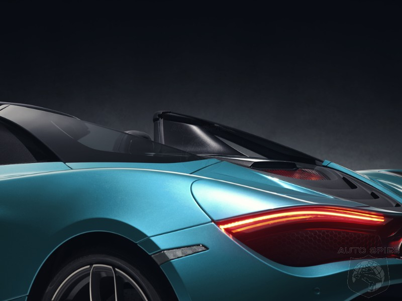 McLaren Debuts The All-new 720S Spider — Is It A Supercar STUD or DUD?